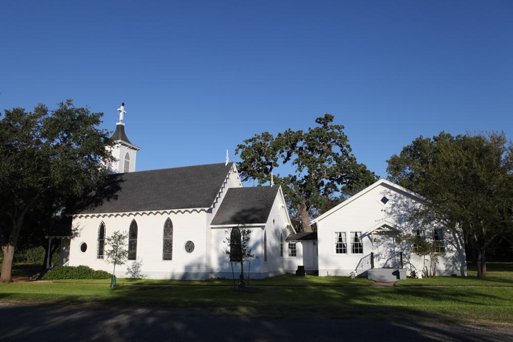 Calvert, Eglise Episcopale de l'Epiphanie
