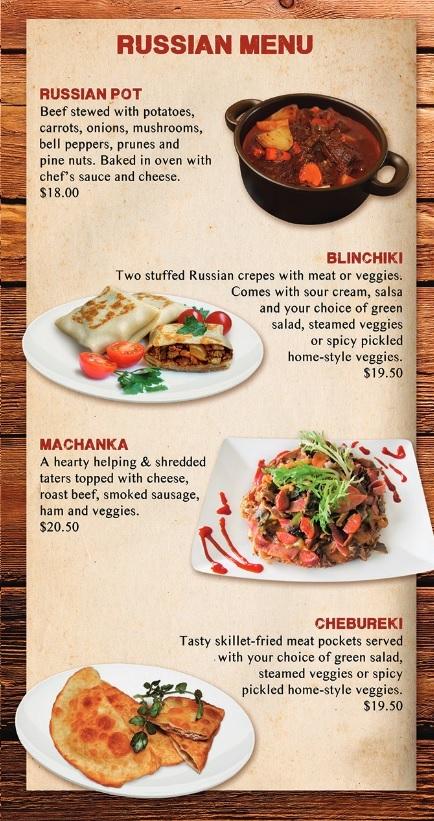 menu tonsina