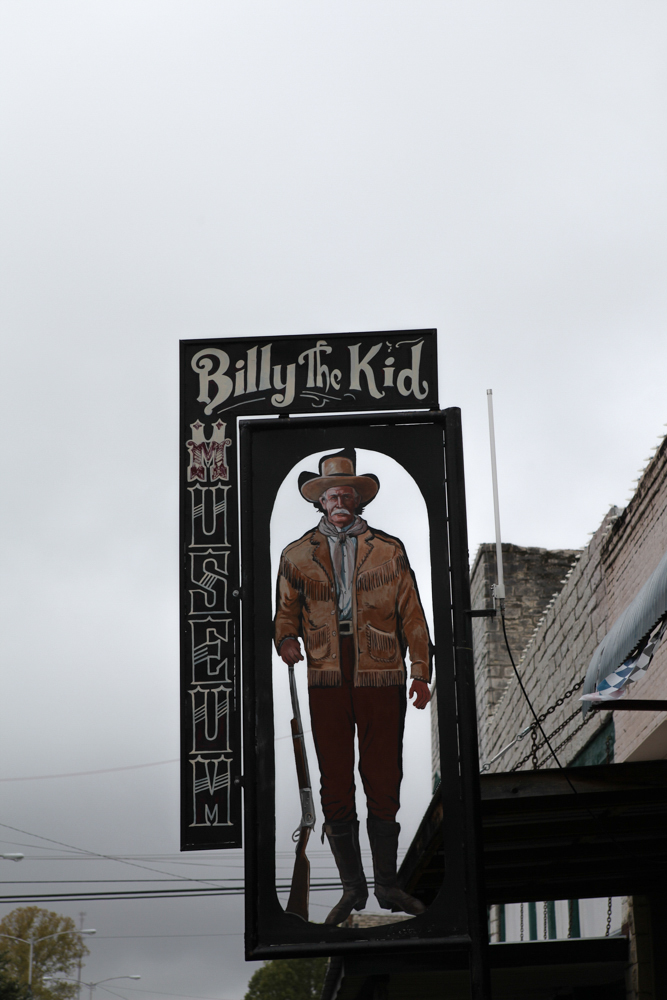 Hico, Billy the Kid