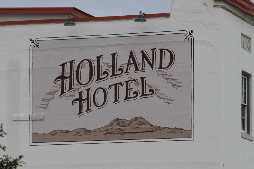 Hollande Hotel à Alpine