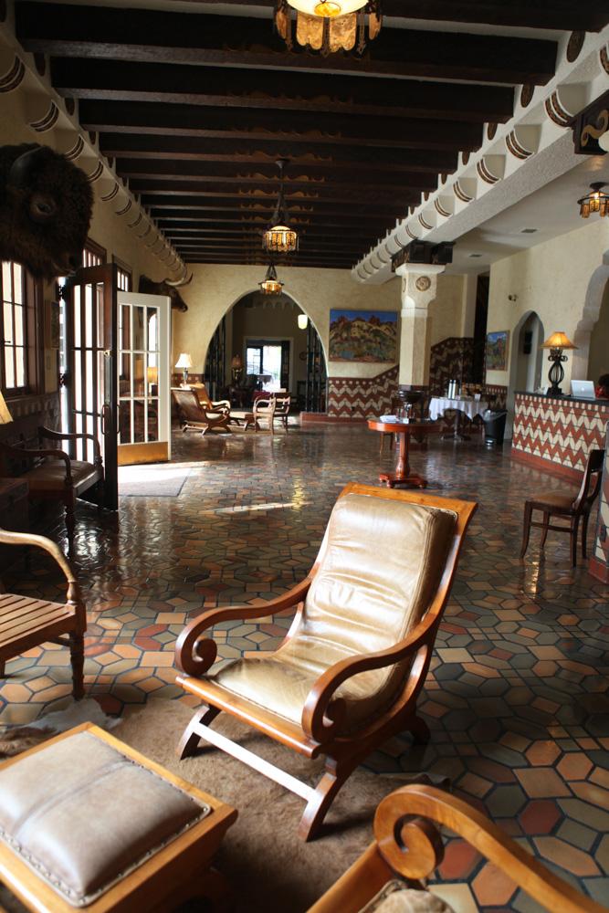 Hotel Paisano, Marfa